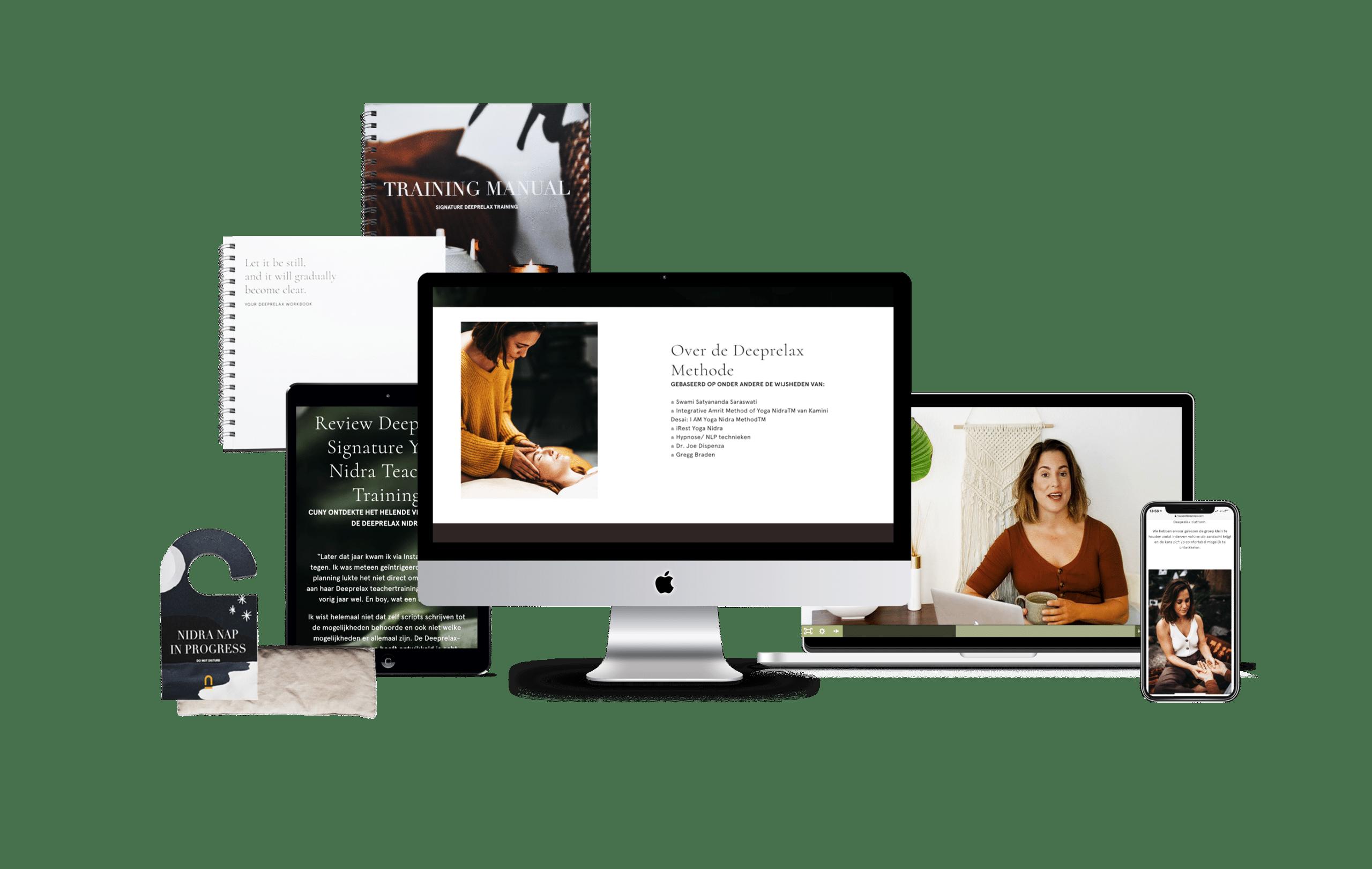 Yoga Nidra Opleiding pakket